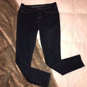 Articles of Society Dark Blue Jeans